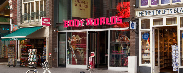 BODY WORLDS: The Happiness Project in Amsterdam